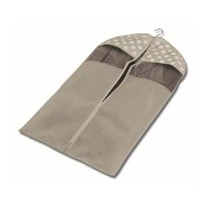 Béžový vak na oblečenie Cosatto Jolie, 100cm