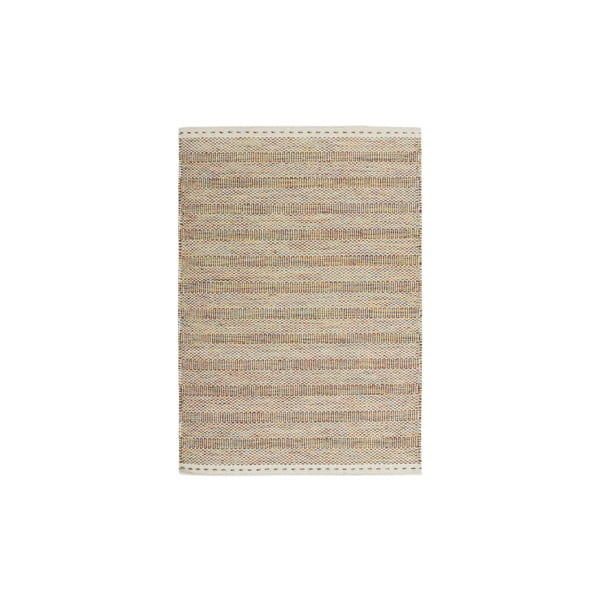 Vlnený koberec Mariposa 80x150 cm, farebný
