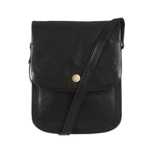 Dámska kožená taška Lucinda Black