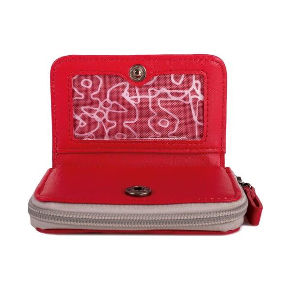 Peňaženka na mince a kreditky Lois Rojo, 11x7 cm