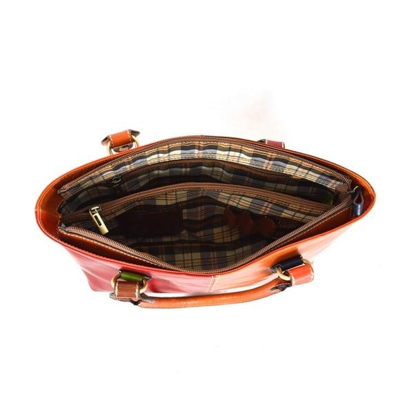 Kožená taška Santo Croce 132088 Multi