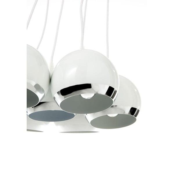 Biele závesné svetlo Tomasucci Space