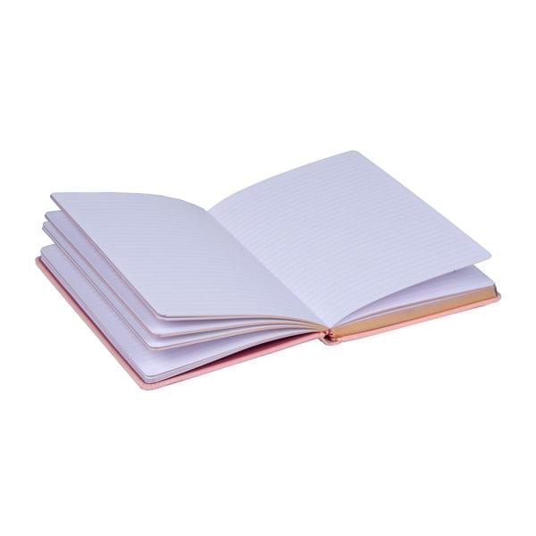 Ružový zápisník Tri-Coastal Design Awesome Words
