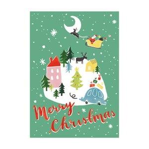 Vianočné blahoželanie Rex London Christmas Wonderland