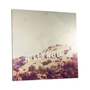 Obraz Hollywood, 50x50 cm