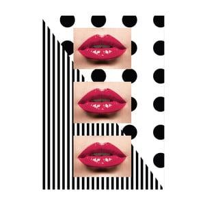 Obraz na plátne Lips, 45 x 70 cm