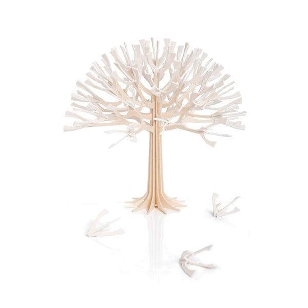 Skladacia dekorácia Lovi Season Tree White, 22 cm