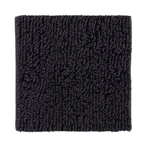 Kúpeľňová predložka Talin 60x60 cm, tmavo šedá