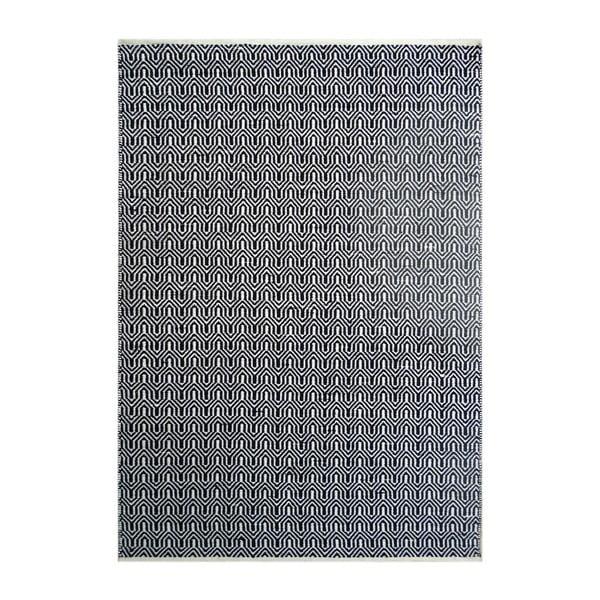 Koberec Spring 200 Black, 160x230 cm