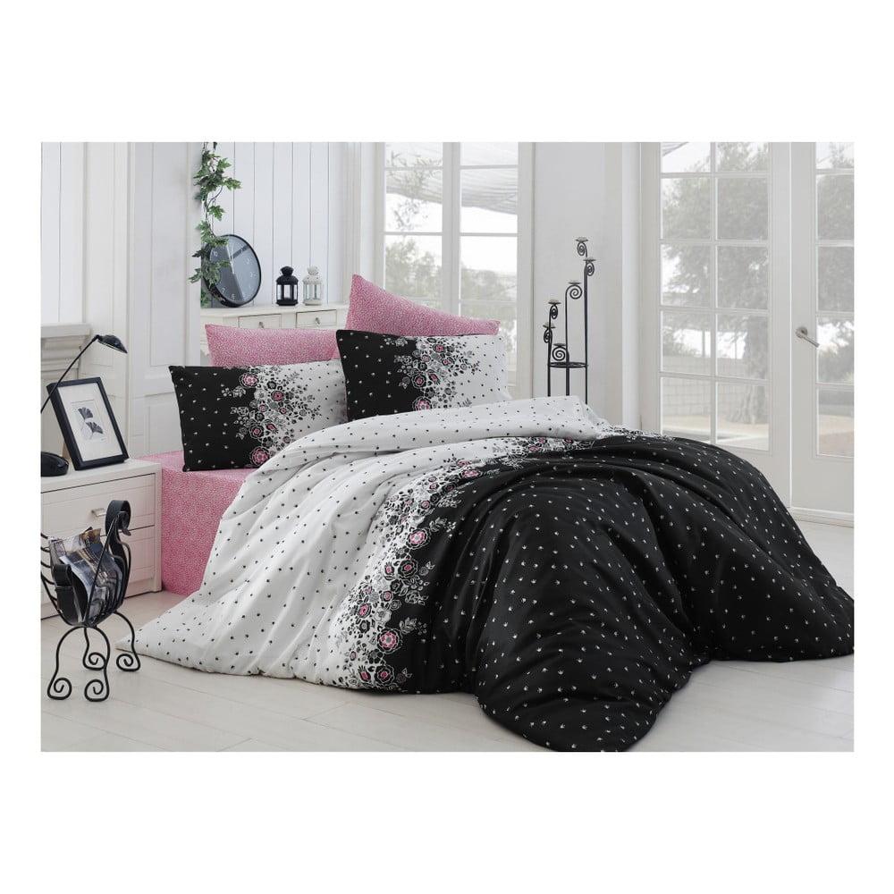 Obliečky s plachtou Nazenin Home Roxy, 200x220 cm