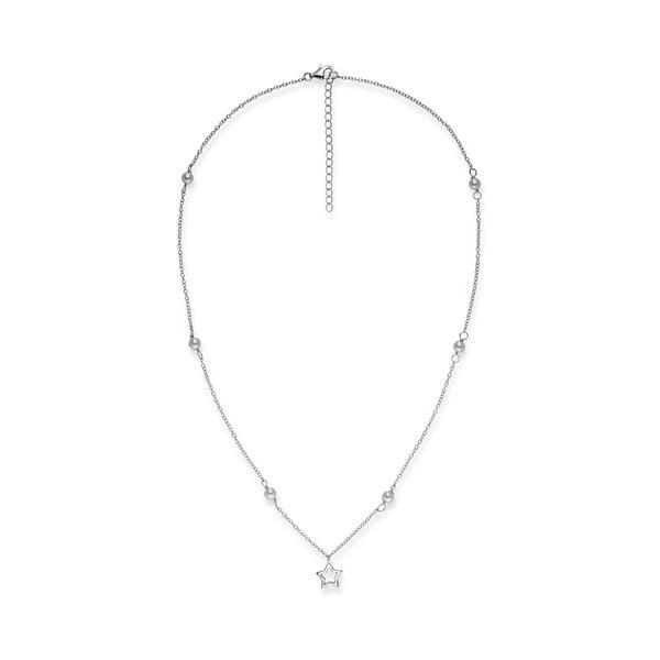 Perlový prívesok Pearls Of London Star, dĺžka 45 cm