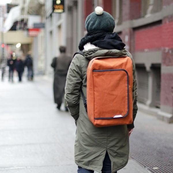 Batoh/taška R Bag 100, tmavo modrá