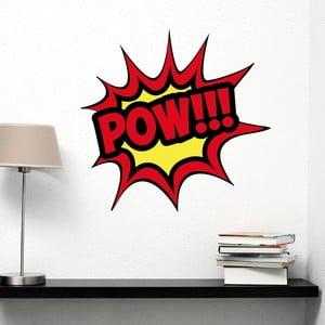 Samolepka na stenu Comics Pow!