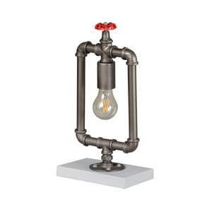 Kovová stolová lampa ETH Fire Hose Planty