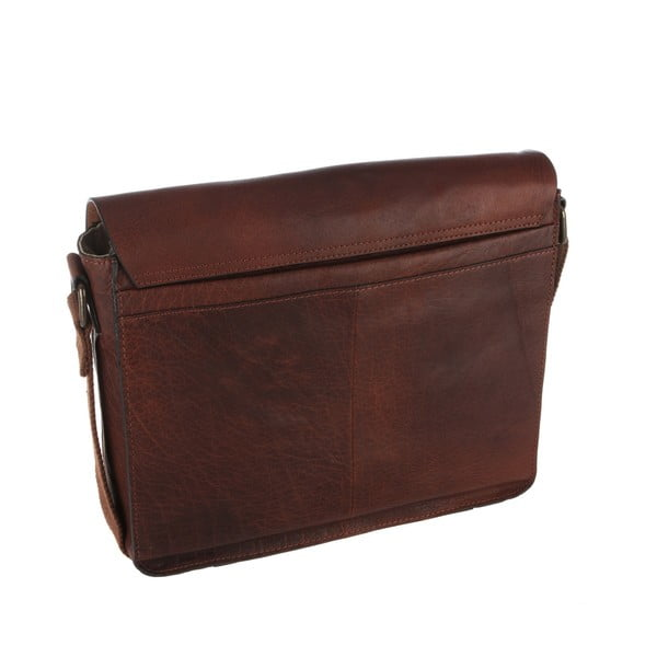 Unisex kožená taška Froome Vintage Treacle