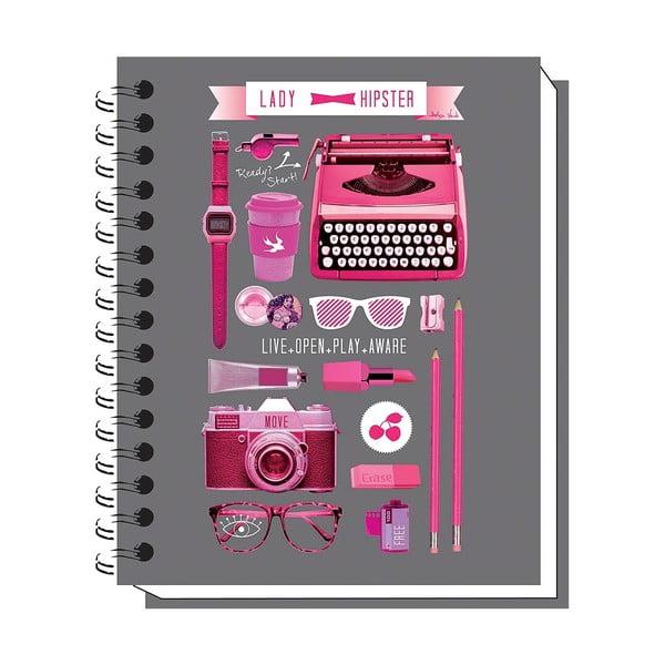 Zápisník Lady Hipster