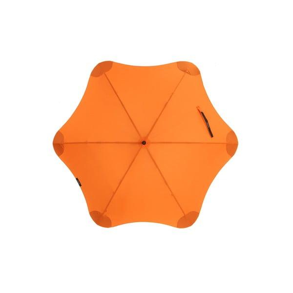 Vysoko odolný dáždnik Blunt XS_Metro 95 cm, oranžový