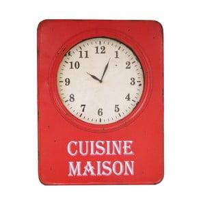 Nástenné hodiny Antic Line Cuisine Mason