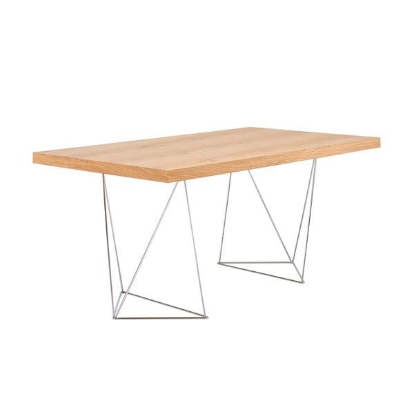 Svetlohnedý stôl TemaHome Multi, 180cm
