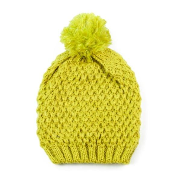 Žltá čiapka Colette Neon