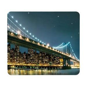 Sklenený kryt na sporák Wenko Brooklyn Bridge, 56×50 cm