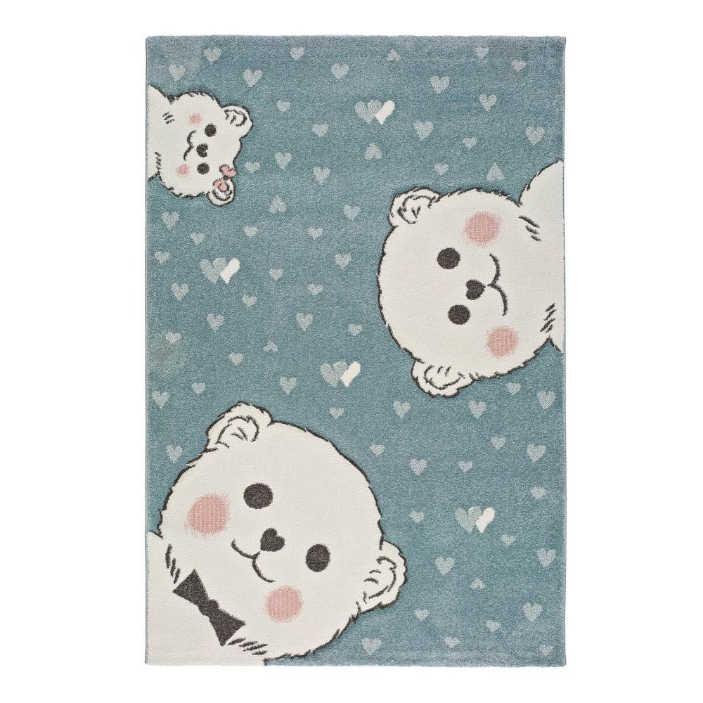Detský koberec Universal Toys Bear, 120 × 170 cm