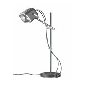 Stolová lampa Mob, šedá