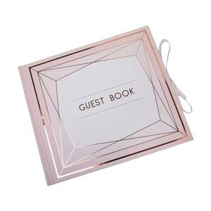 Kniha hostí Neviti Geo Blush