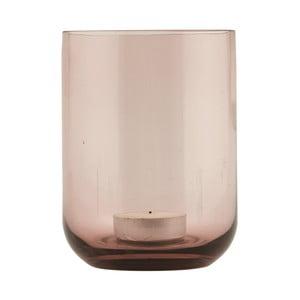 Svietnik Vintage Pink