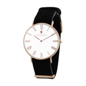 Čierne pánske hodinky Black Oak Elegant