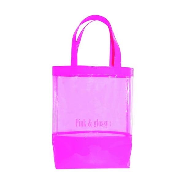 Taška cez rameno Pink & Glossy