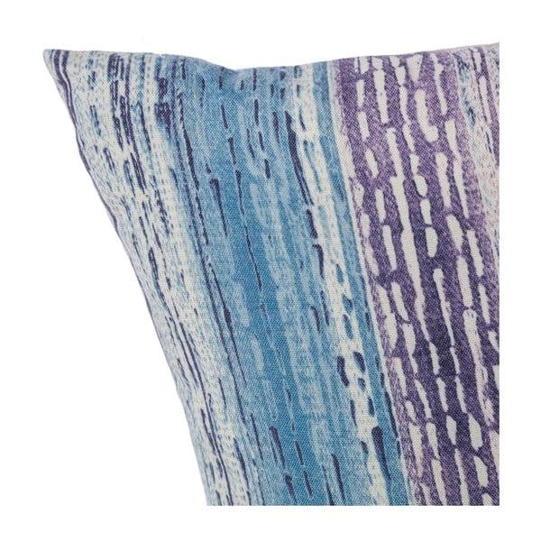 Vankúš Mykonos Blue, 45x45 cm