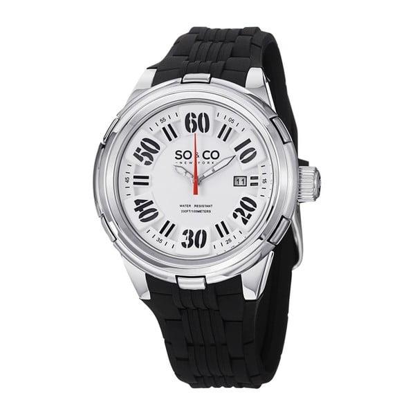 Pánske hodinky SoHo Black/Black