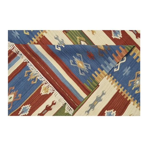 Ručne tkaný koberec Kilim Classic AK07 Mix, 170x230 cm