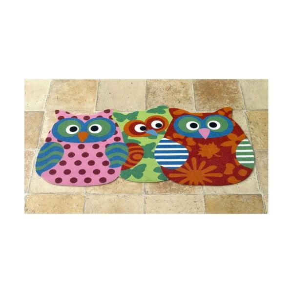 Detský koberec Zala Living Owls, 40×80cm