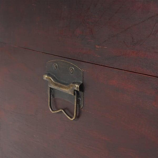 Truhla Shabby Vintage, 39x67x38 cm
