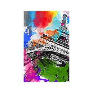 Obraz Pod Eiffelovkou, 45 x 70 cm