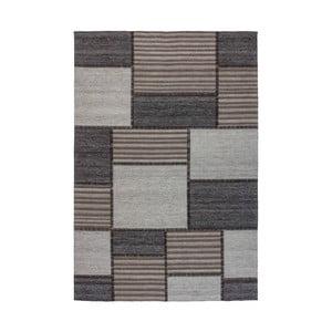 Sivý koberec Kayoom Vivian, 120 x 170 cm