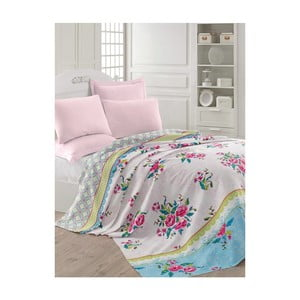 Prikrývka cez posteľ  Ela, 200 x 235 cm