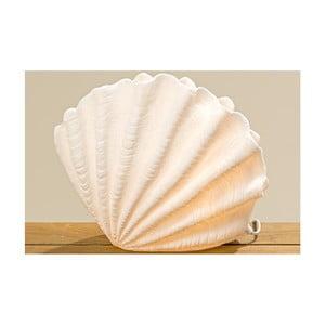 Svietiaca dekorácia Boltze Sherly Sea Shell