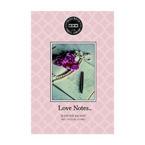 Vonné vrecúško Bridgewater Candle Company Sweet Love Notes