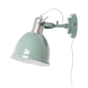 Zelené nástenné svietidlo Look4Lamps Casdock