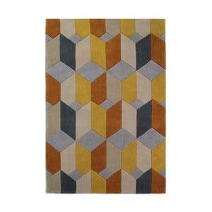 Koberec Flair Rugs Infinite Scope Ochre, 120x170cm