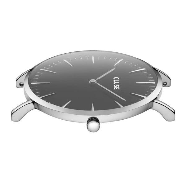 Hodinky Cluse La Bohéme Silver Black/Grey