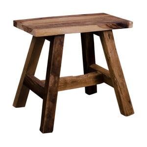 Stolička z teakového dreva House Nordic Barcelona