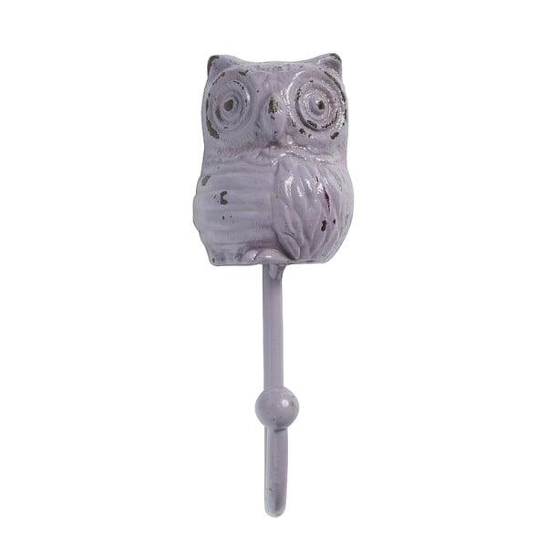 Háčik Owl, levanduľový