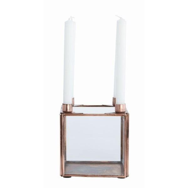 Svietnik Copper, 10x10 cm