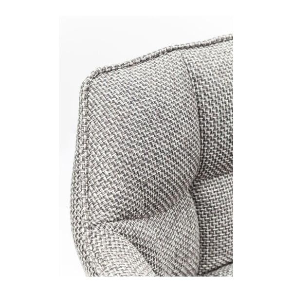 Sivá barová stolička Kare Design Thinktank