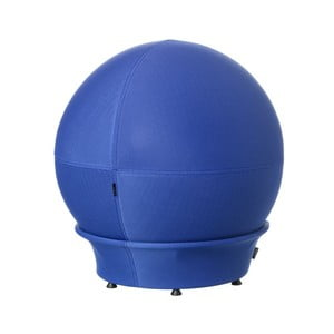 Detská sedacia lopta Frozen Ball High Dazzling Blue, 55 cm