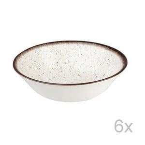 Set 6 ks misiek Bakewell Mint, 15,5 cm